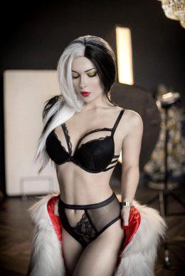 Cruella De Vil By Irine Meier