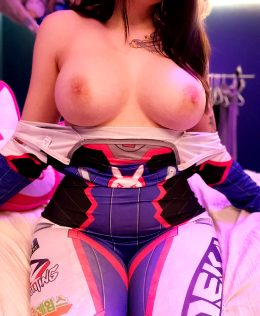 D.Va From Overwatch By Daisykittn