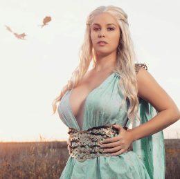 Daenerys By Danny Cozplay