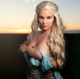 Daenerys From GOT By Danny Cozplay