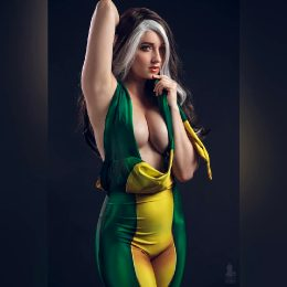 Danica Rockwood As Rogue