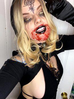 Daniela From Resident Evil 8 By Vicki Psythe Moore. Happy Resident Evil 8 Day, My Darklings!!