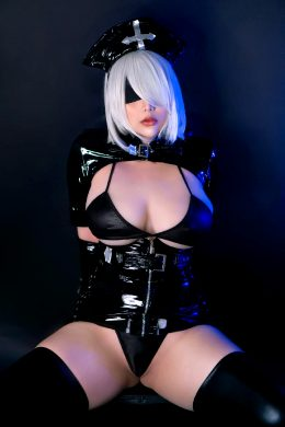 Dark Nurse 2B By Hana Bunny