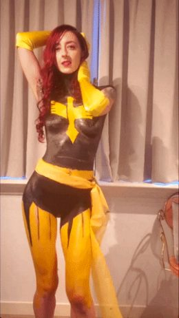 Dark Phoenix From Xmen The Animated Series By The9DayQueen