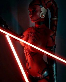 Darth Talon By Jannetincosplay