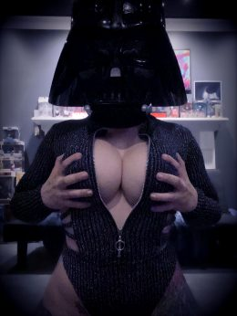 Darth Vader By Miss Izzy Kitty