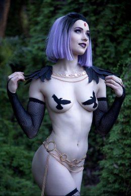 DC Raven By Nichameleon