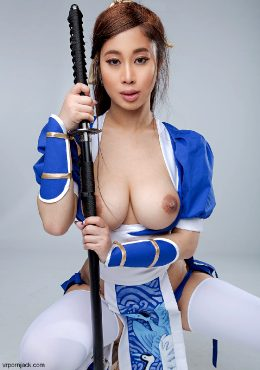 Dead Or Alive – Kasumi Cosplay By Jade Kush