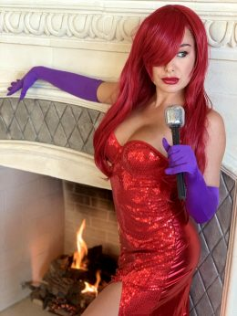 Deeaytch As Jessica Rabbit