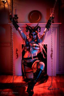 Demon Succubus By 95PercentLauren