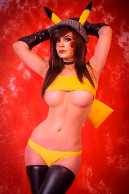 Detective Pikachu By Danielle Beaulieu