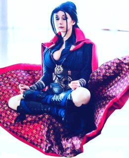 Dr. Strange By Riki Lecotey 'riddle Cosplay'