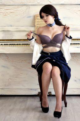 Elizabeth From Bioshock ~ Evenink_cosplay