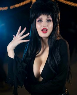Elvira By Neo_Geisha