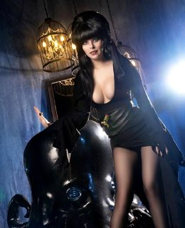 Elvira Mistress Of The Dark, By Disharmonica