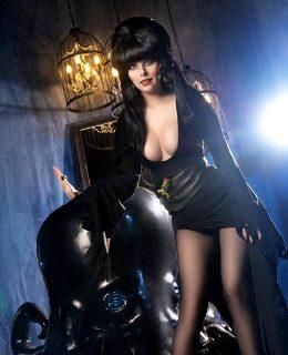 Elvira Mistress Of The Dark, By Disharmonica
