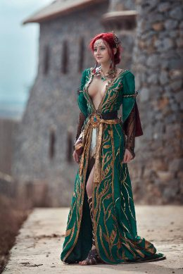Erika Solovey As Triss Merigold