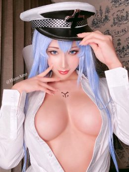 Esdeath By HaneAme