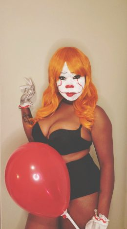 Fem Pennywise Cosplay By Honeydripz30