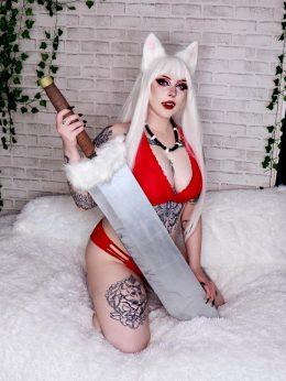Femme Inuyasha By Gothpixi
