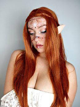 Forest Elf OC By Amnesia.ha