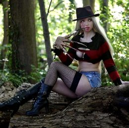 Freddy Krueger By Annie Lee Cosplay