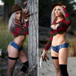 Freddy Krueger By K8sarkissian