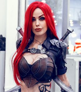 @FreiaRaven As Katarina