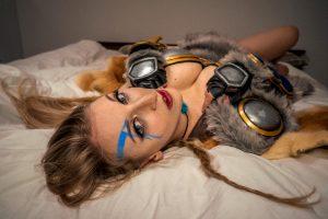Freya From Smite By Sodiumcat