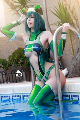 Froppy Erocosplay By Kate Key