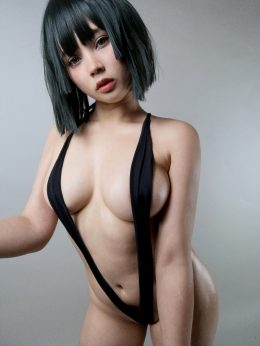 Fubuki From One Punch Man By Virtualgeisha