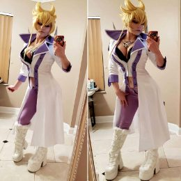 Gender Bend Jack Atlas By Gianna Joestar Aka NoTalentCosplay