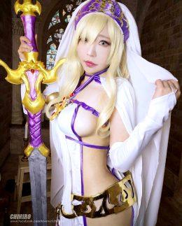 Goblin Slayer:Sword Maiden By Chihiro