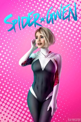 Gwen Stacy From Marvel Universe By KalinkaFox