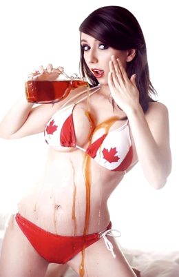 Happy Canada Day – Riddlecosplay