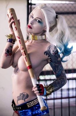 Harley Quinn By Anna Quinn