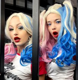 Harley Quinn By GeekGoddesses