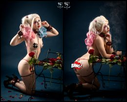 Harley Quinn By Kyoki_Cos