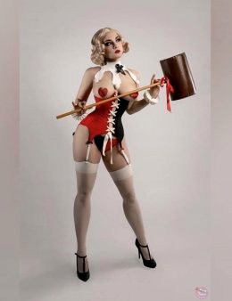 Harley Quinn By Zoe Volf