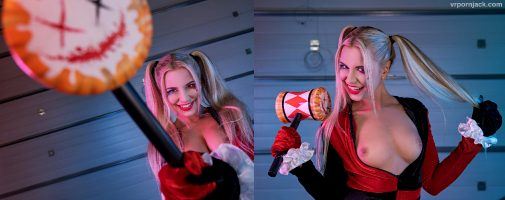 Harley Quinn Cosplay By Lola Myluv