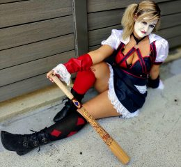 Harley Quinn From Thatonechickcosplay