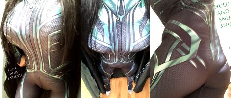 Hela The Goddess Of Death From Thor: Ragnarok Cosplay – By Huluandsnusnu
