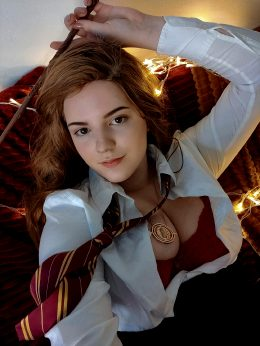 Hermione Granger From Harry Potter By Camilisious