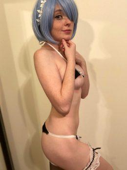 Honeybuns_cosplay As Micro Bikini Rem!!