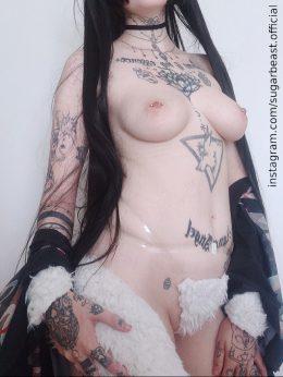 Horny Kitsune