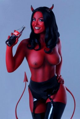 Horny Little Devil, By Zoe Volf