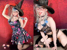 Horny Witch By Azukichwan