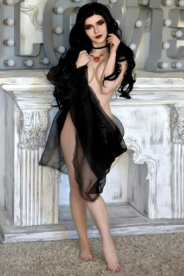 How About Some Implied Nudity From Lust? ~ By Evenink_cosplay
