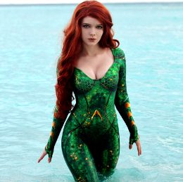 How About This Mera? ~ By Evenink_cosplay