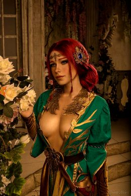 Irina Meier As Triss Merigold